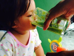 Kid Friendly Green Juice Recipe