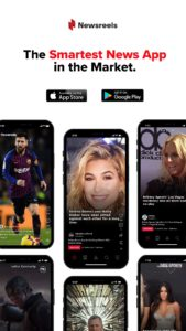 Newreel, curation of news videos fro you
